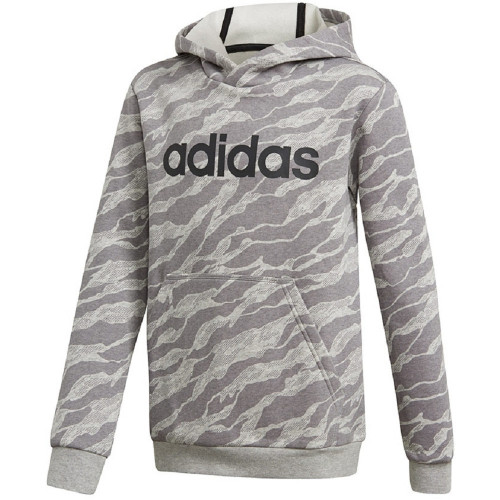 Sweat ENFANT ADIDAS YB LIN HOOD