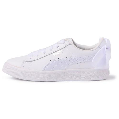 Chaussures sportswear ENFANT PUMA BASKET BOW AC PS
