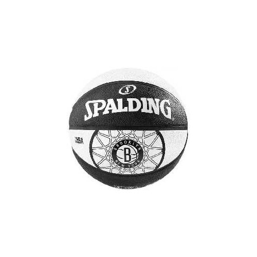 Ballon de basket ACCESSOIRES SPALDING NBA TEAM BROOKLYN...