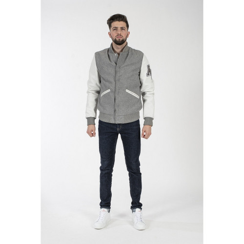 Blouson HOMME AMERICAN COLLEGE TEDDY