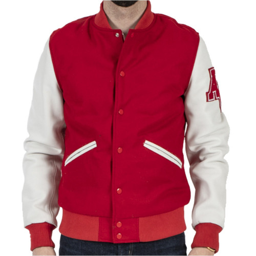 Sweat HOMME AMERICAN COLLEGE TEDDY MOLLETON