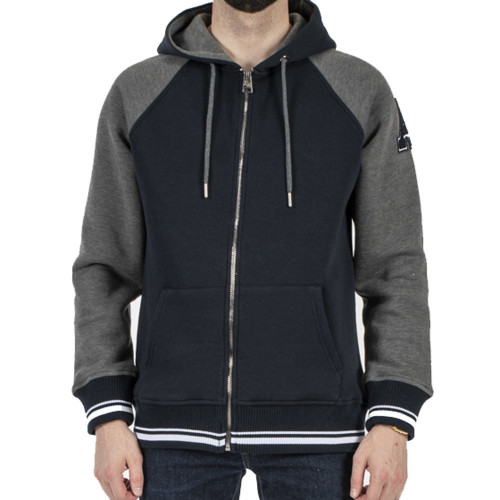 Sweat zippé HOMME AMERICAN COLLEGE HOODIE JACKET UNIVERSITY