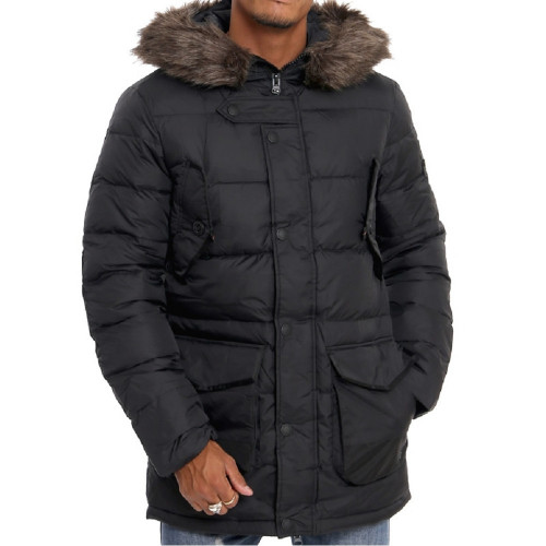 Parka HOMME SUPERDRY LONGLINE DOWN CHINOOK PARKA