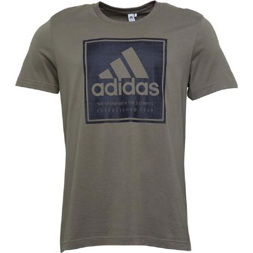 Tee-shirt HOMME ADIDAS BOX LOGO V2