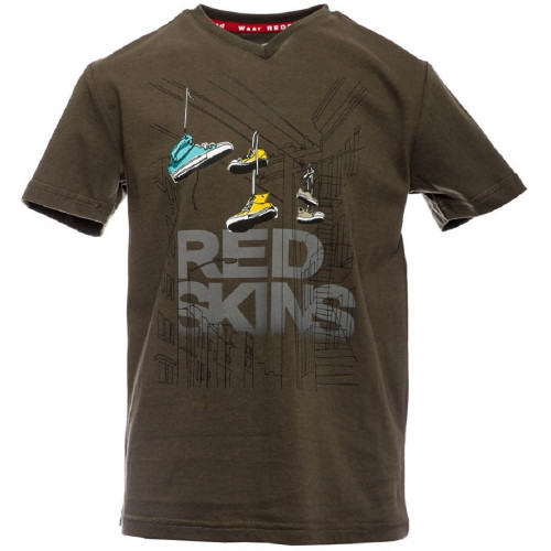 Tee-shirt ENFANT REDSKINS TEE SHIRT MC
