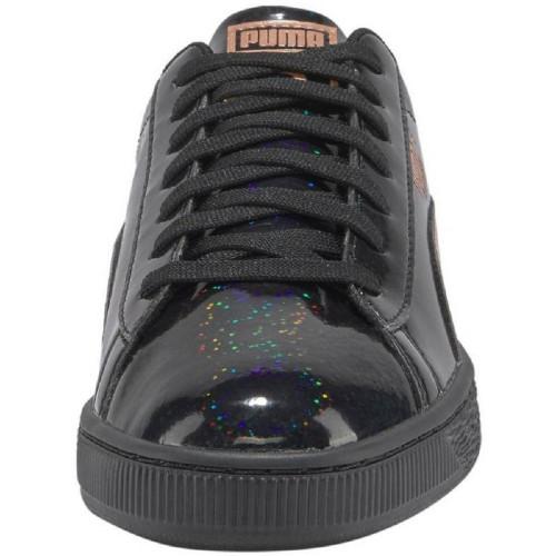 Chaussures sportswear FEMME PUMA BASKET MIRROR