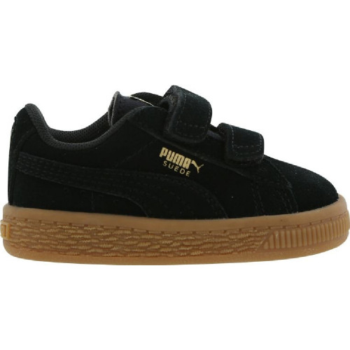 Chaussures sportswear BABY PUMA SUEDE 2 STRAPS INF