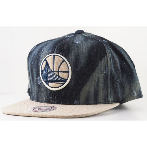 Casquette ACCESSOIRES MITCHELL & NESS NBA GOLDEN STATES...