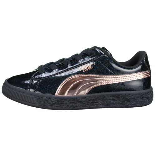 Chaussures sportswear ENFANT PUMA PS BASKET MIRROR AC