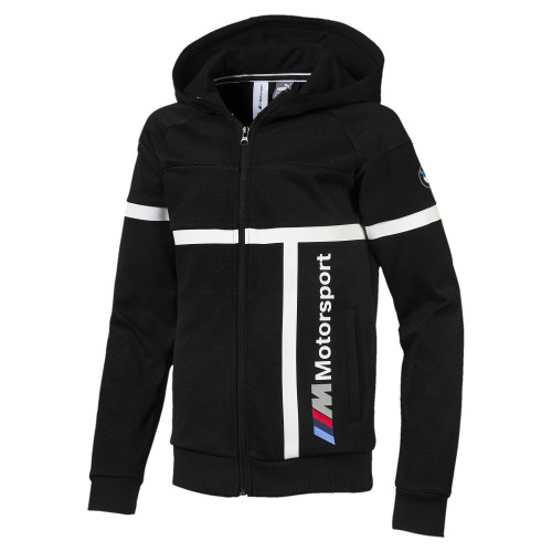 Sweat zippé HOMME PUMA JR BMW KID HDD SWT JKT