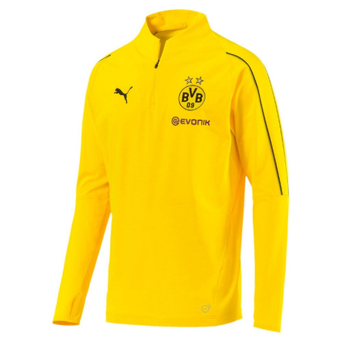 Haut training foot ENFANT PUMA BVB 1.4 TRAINING TOP