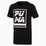 Tee-shirt ENFANT PUMA JR ALPHA GRAPHIC TEE