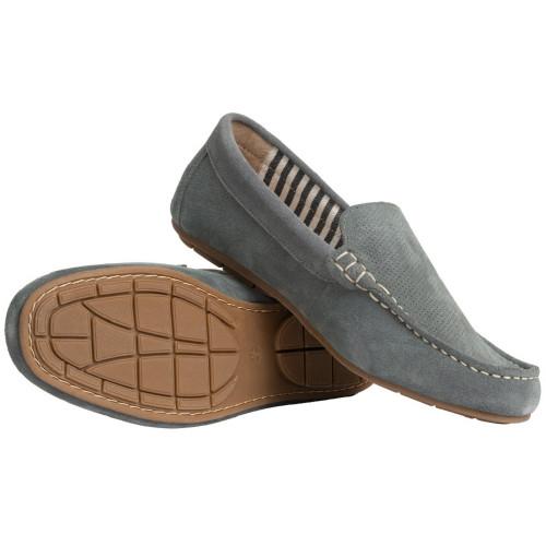 Chaussures de ville HOMME LIVERGY MOCASSINS CUIR
