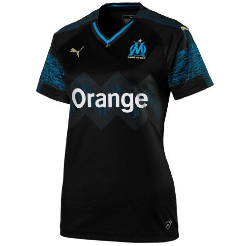 Maillot de foot FEMME PUMA OM WNS AWAY SHIRT REPLICA
