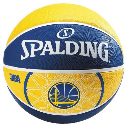 Ballon de basket ACCESSOIRES SPALDING NBA TEAM GOLDEN...