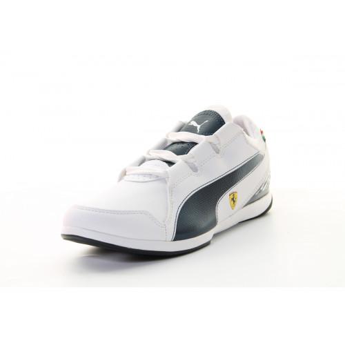 Chaussures sportswear ENFANT PUMA VALOROSSO SF JR WHITE