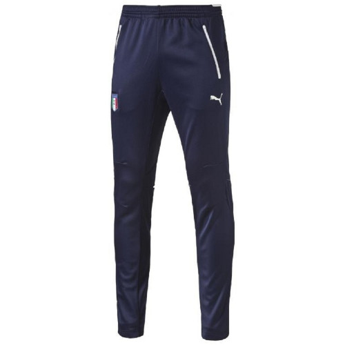 Pantalon foot ENFANT PUMA JR FIGC COACH TRAIN