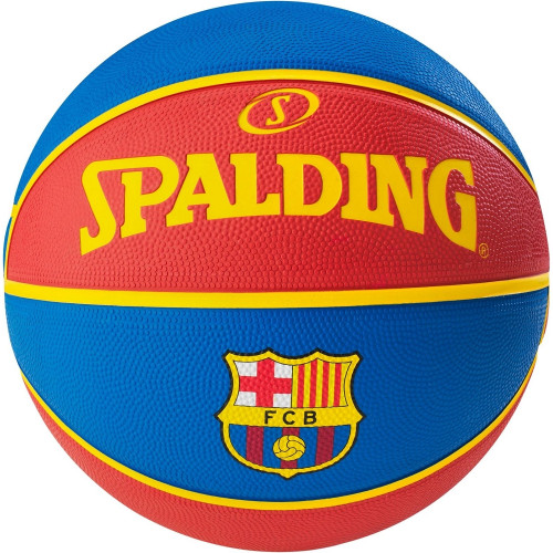 Ballon de basket ACCESSOIRES SPALDING EL TEAM FC BARCELONA