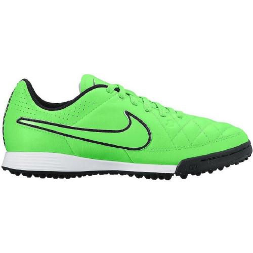 Chaussures football ENFANT NIKE JR TIEMPO GENIO LEATHER TF
