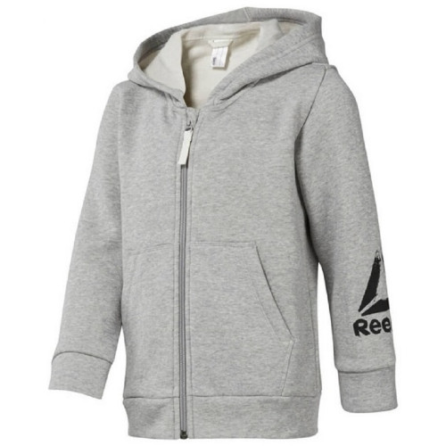 Sweat zippé ENFANT REEBOK B ELEM FZ FLEECE HDY