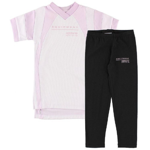 Ensemble junior ENFANT ADIDAS L EQT TEE SET