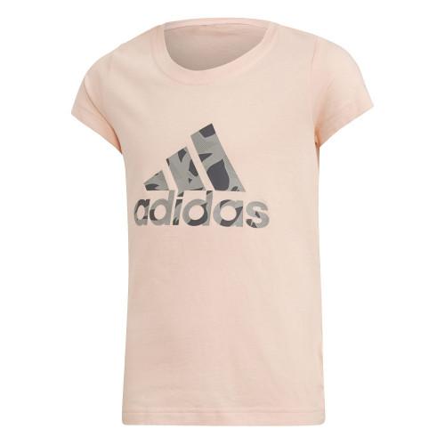 Tee-shirt ENFANT ADIDAS YG LOGO TEE