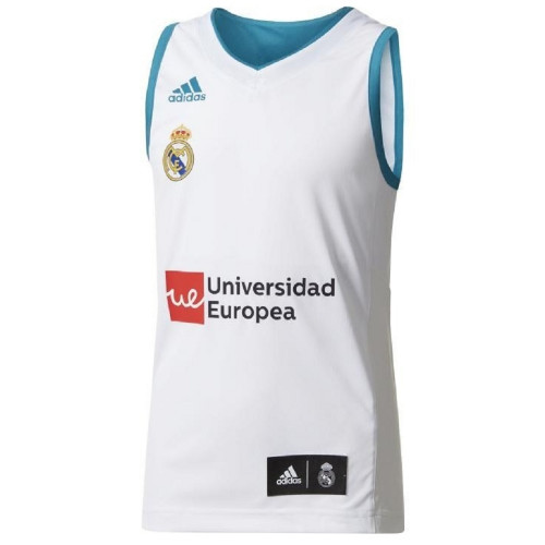 Maillot basket ENFANT ADIDAS RM Y JERSEY