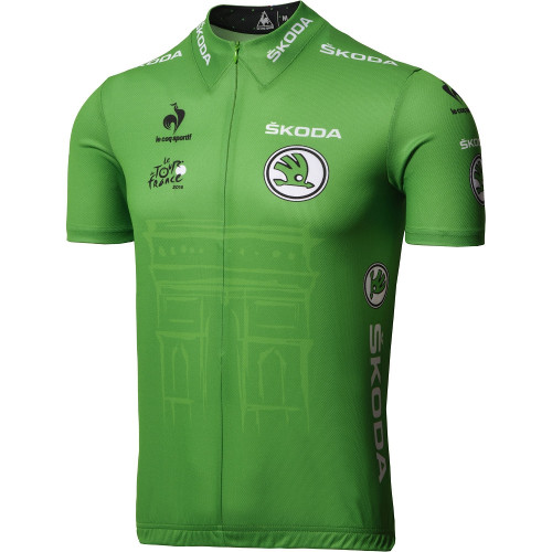 Maillot cycliste HOMME LE COQ SPORTIF TDF MAILLOT 2015