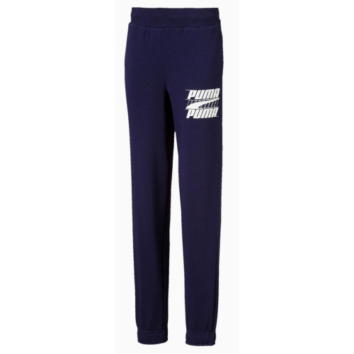Bas de survet ENFANT PUMA JR REBEL BOLD PANT