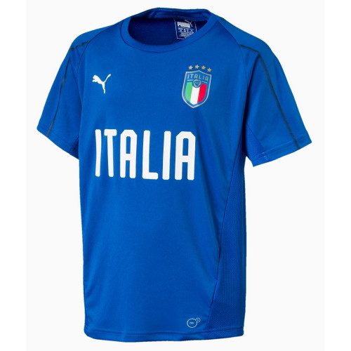 Maillot de foot HOMME PUMA FIGC TRAINING JERSEY JR