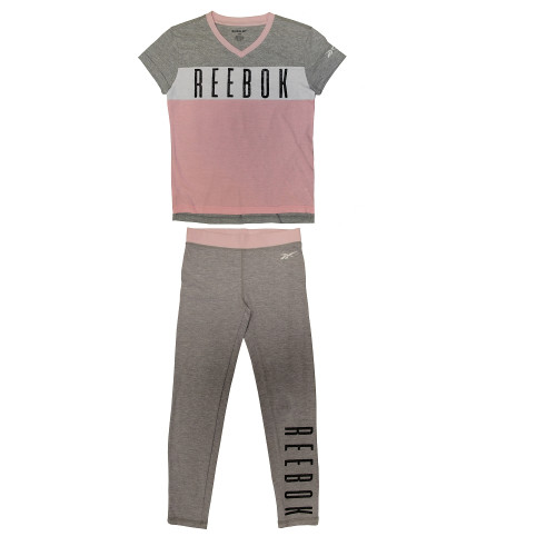 Ensemble junior ENFANT REEBOK ENSEMBLE FILLE