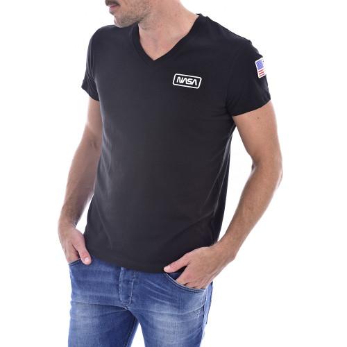 Tee-shirt HOMME NASA T SHIRT COL V