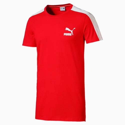 Tee-shirt HOMME PUMA ARCH T7 STRIPE TEE