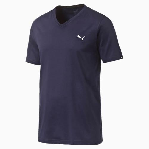 Tee-shirt HOMME PUMA ESSENTIAL V NECK TEE