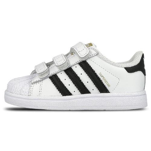 Chaussures sportswear BABY ADIDAS SUPERSTAR FOUNDATION CF I