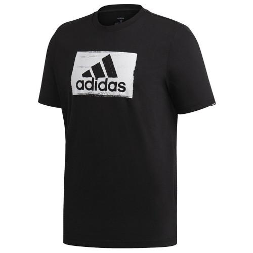 Tee-shirt HOMME ADIDAS BRUSHSTROKE TEE