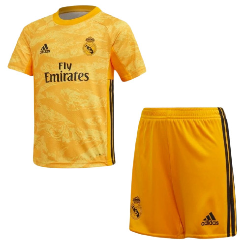 Kit Foot BABY ADIDAS REAL MADRID HOME GK