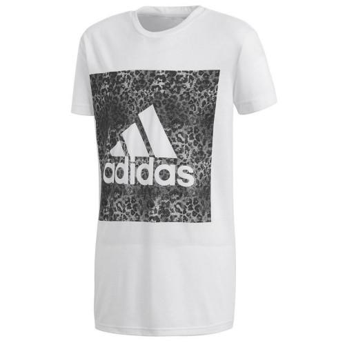 Tee-shirt ENFANT ADIDAS YG LOGO LOOSE