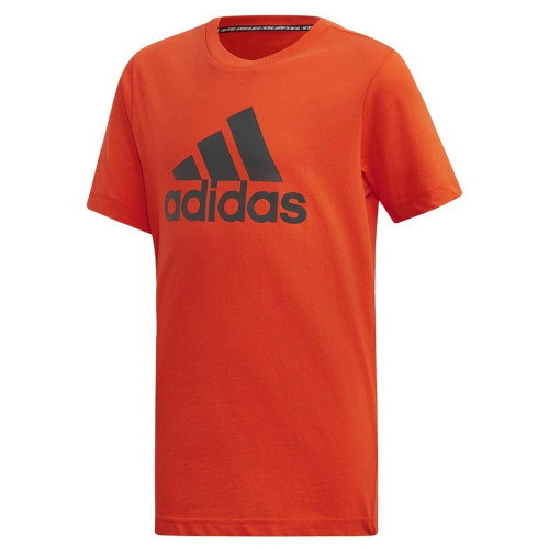 Tee-shirt ENFANT ADIDAS YB MUST HAVES BOS T2