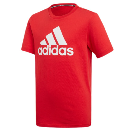 Tee-shirt ENFANT ADIDAS YB MUST HAVES TEE