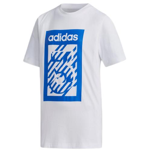Tee-shirt ENFANT ADIDAS YB BOX TEE