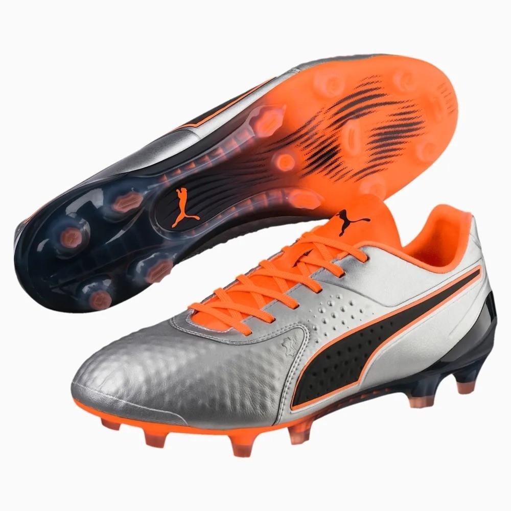 Chaussures football HOMME PUMA PUMA ONE 1 LEATHER FG AG