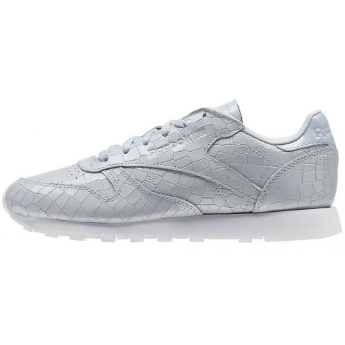 Chaussures sportswear FEMME REEBOK CLASSIC LEATHER CRACKLE