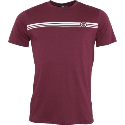Tee-shirt HOMME SERGIO TACCHINI SS STRIPE B