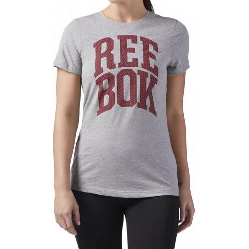 Tee-shirt FEMME REEBOK MESH CREW TEE