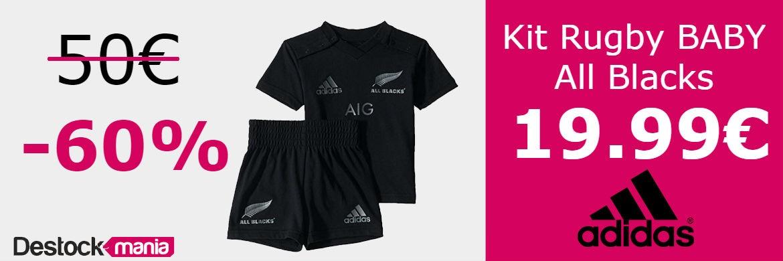 Kit Rugby BABY ADIDAS AB MINIKIT